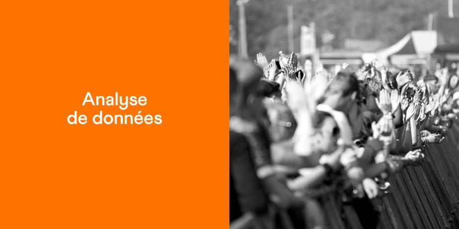Billetterie en ligne, suivez et analysez les statistiques de votre événement - Festik