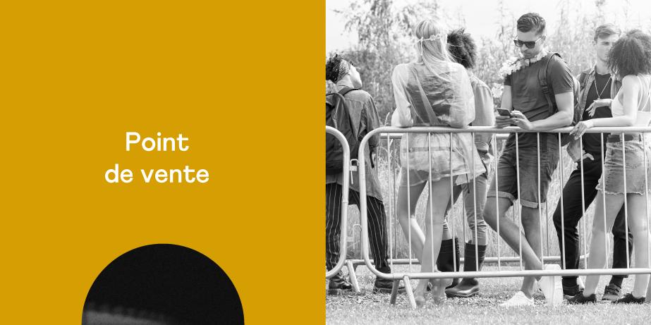 Multipliez les points de ventes de billets pour votre événement - Festik, solution de billetterie