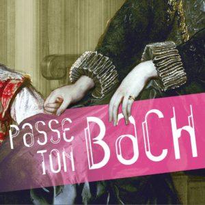 Logo du festival Passe ton Bach